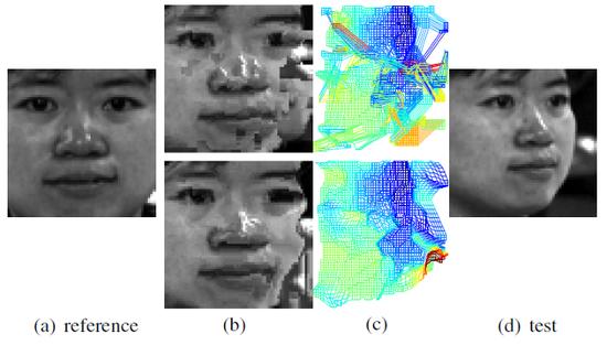 Max-Planck-Institut für Informatik: Image Warping For Face